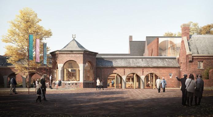 Architect kan definitief aan de slag met schoenenmuseum Waalwijk