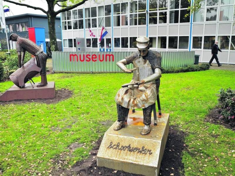 Schoenenmuseum Waalwijk vanaf januari voor twee jaar dicht